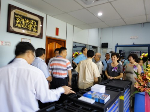 First Licota Tools Showroom in Malaysia