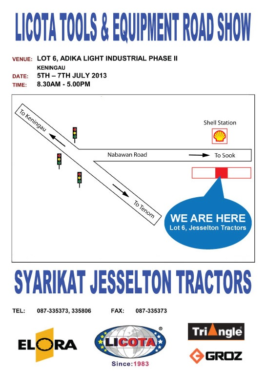 Syarikat Jesselton Tractors
